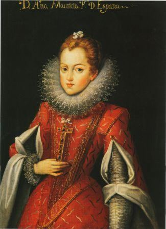 Anne of Austria Anne of Austria Infanta of Spain Kings and Queens Photo