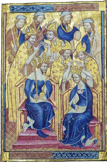 Anne of Bohemia Anne of Bohemia and her contribution to Richard II39s treasure