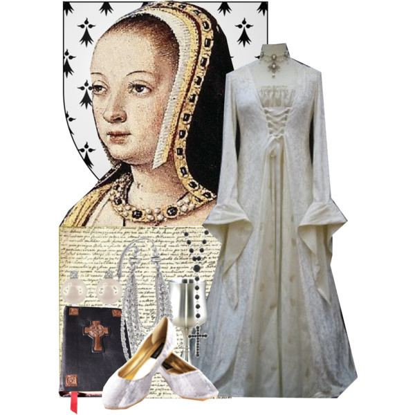Anne of Brittany Anne of Brittany Polyvore