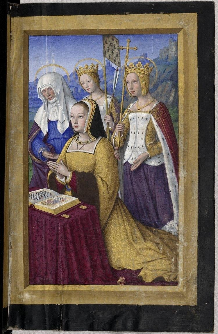 Anne of Brittany The History Blog Blog Archive Anne of Brittany39s heart