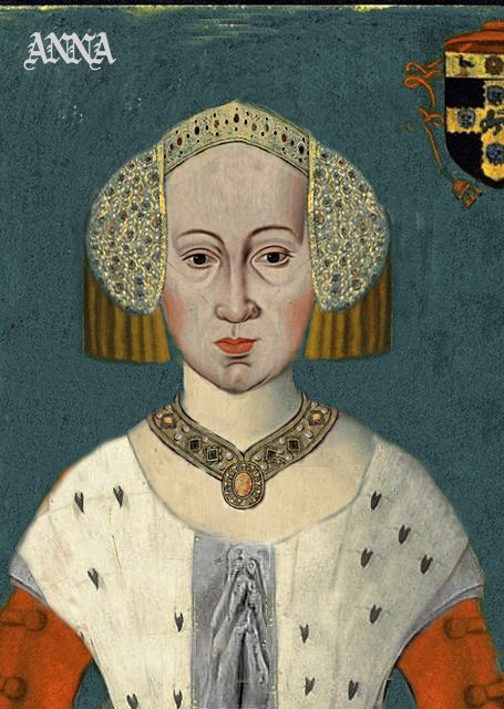 Anne of Burgundy Anne of Burgundy in 1430 was the Duchess of Bedford and daughter of