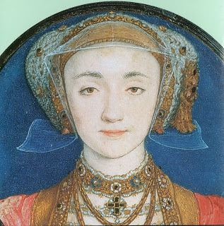 Anne of Cleves Mary Tudor Renaissance Queen Anne of Cleves and Princess Mary