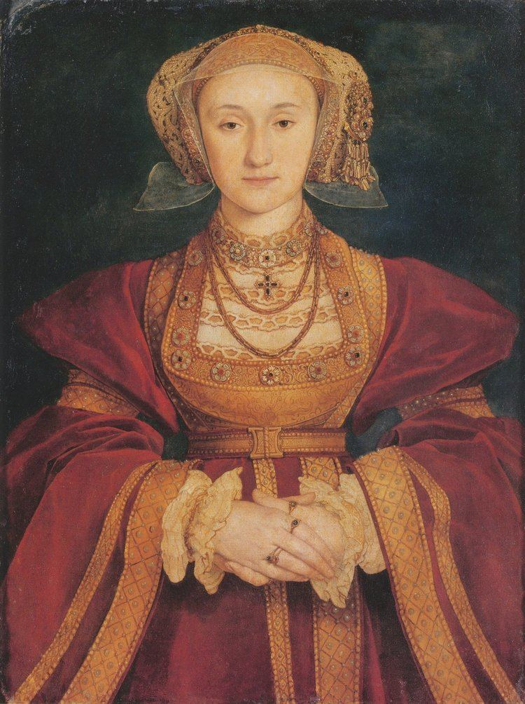 Anne of Cleves Anne of Cleves Wikipedia the free encyclopedia