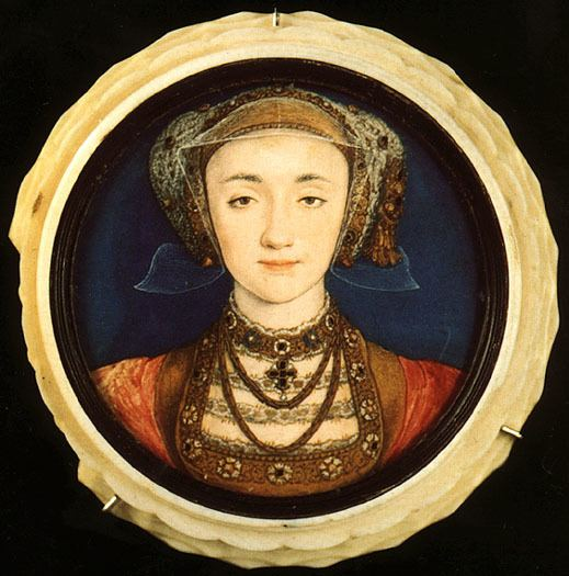 Anne of Cleves About Anne of CLEVES Queen of England