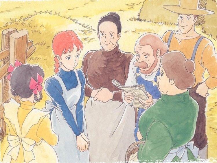 Anne of Green Gables (1979 TV series) staticzerochannetAkagenoAnnefull256612jpg