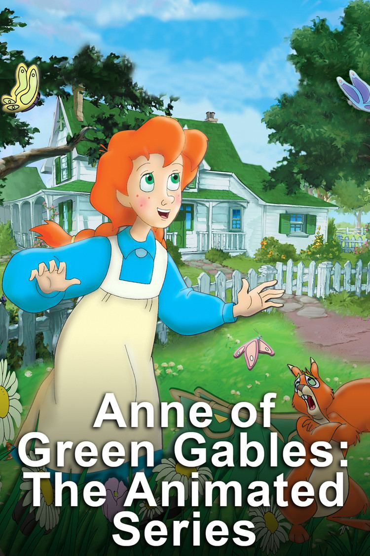 Anne Of Green Gables Animated Series Felicity