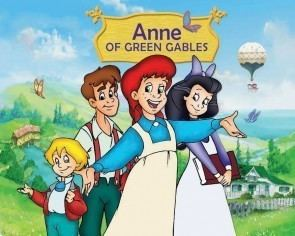 Anne of Green Gables: The Animated Series Anne of Green Gables The Animated Series