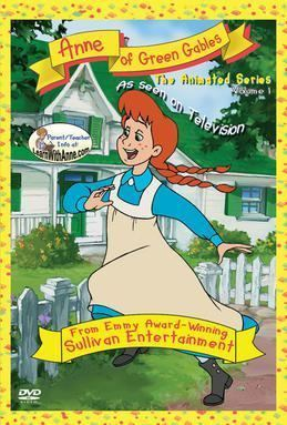 Anne of Green Gables: The Animated Series Anne of Green Gables The Animated Series Wikipedia