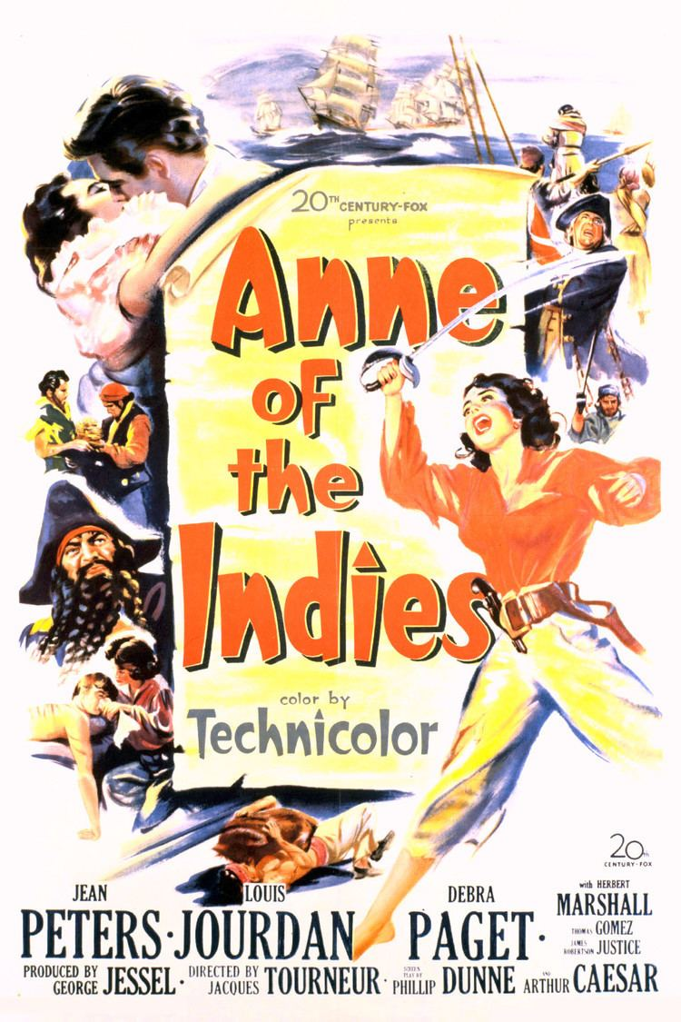 Anne of the Indies wwwgstaticcomtvthumbmovieposters43108p43108