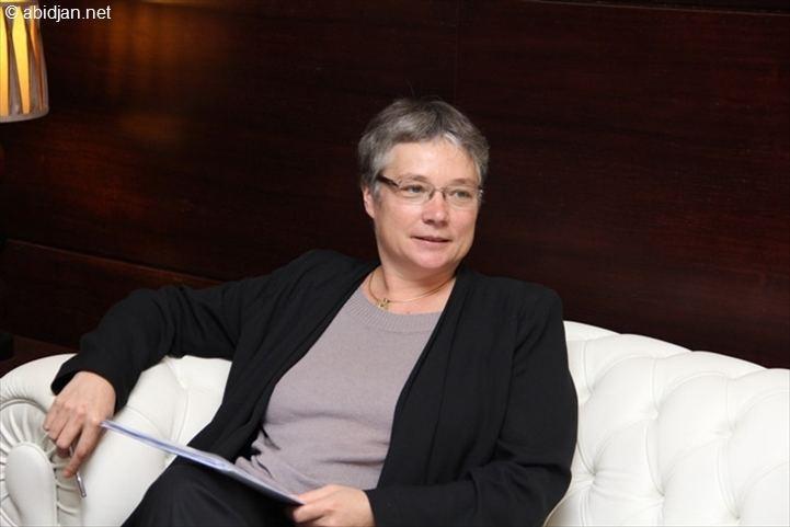 Anne Paugam Crmonie de signature de quatre conventions d39affectation