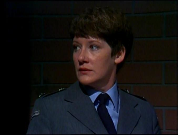 Anne Phelan Prison Officer Manson Played by the actress Anne Phelan who