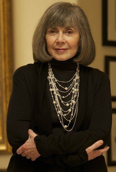 Anne Rice Interview with Anne Rice 39Vampire39 writer talks about