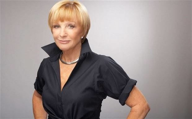 Anne Robinson Anne Robinson 39I have no idea of the difference between a