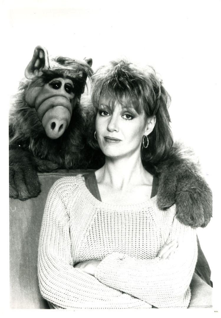 Anne Schedeen ANNE SCHEDEEN ALF VINTAGE PUBLICITY STILL 1988 Lewis