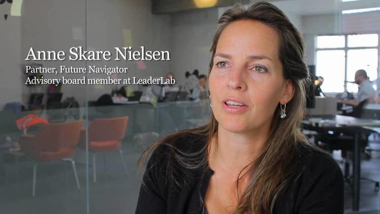 Anne Skare Nielsen Anne Skare Nielsen on Social Business Innovation and Leadership