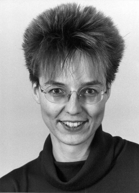Anne Ulrich WinnackerStipendium fr Prof Anne Ulrich
