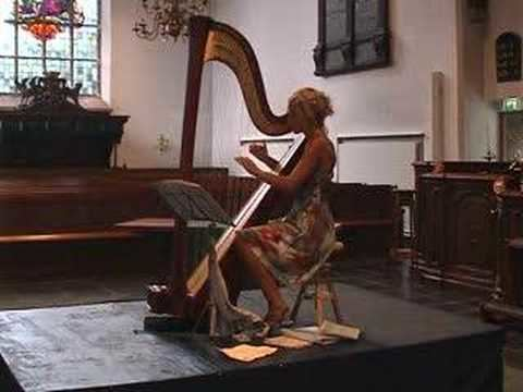 Anne Vanschothorst Harpconcert Anne van Schothorst YouTube