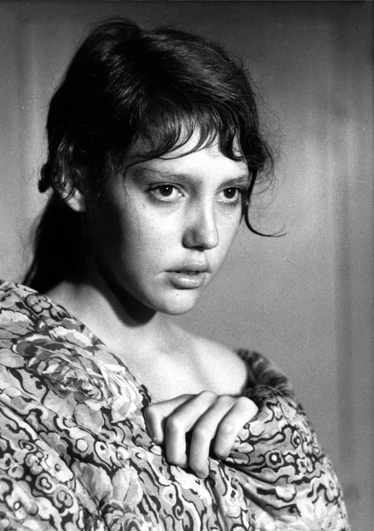 Anne Wiazemsky Pin Still Of Anne Wiazemsky In Min Vn Balthazar 1966 on