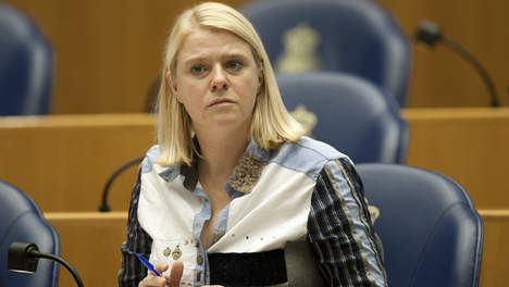 Anne-Wil Lucas VVD vindt dat Open Universiteit best verkocht kan worden