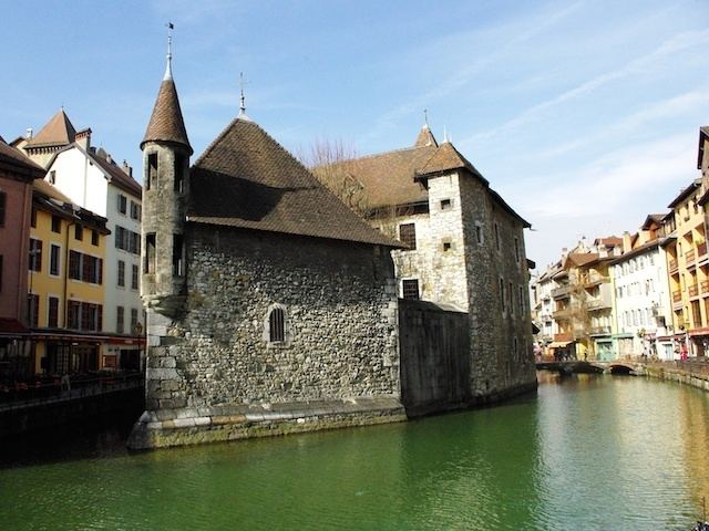 Annecy in the past, History of Annecy
