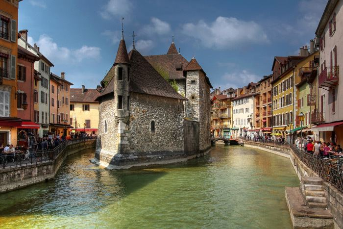 Annecy Culture of Annecy