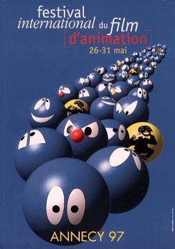 Annecy International Animated Film Festival The 21st Annecy International Animated Film Festival and