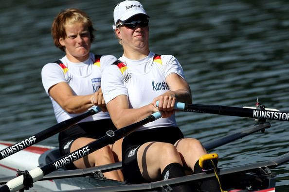 Annekatrin Thiele Annekatrin Thiele Photos FISA Rowing World Cup Day One