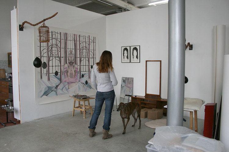 Anneke Eussen The Artists In The World Artist002