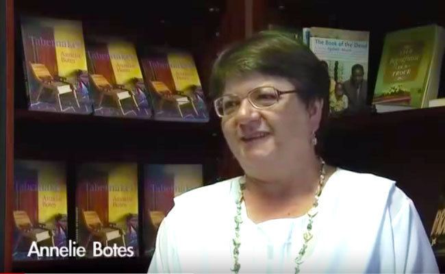 Annelie Botes Annelie Botes 1957 LitNet