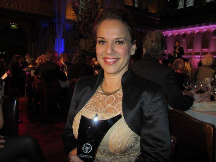 Annemarie Kremer Kremer en Opera North winnen Award