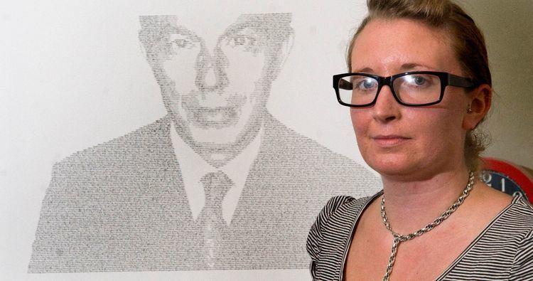 Annemarie Wright Artist Annemarie Wright Birmingham Mail