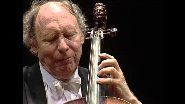 Anner Bylsma JS Bach Cello Suite No6 Gavotte Anner Bylsma YouTube