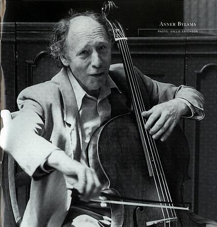 Anner Bylsma Anner Bylsma Cello Short Biography