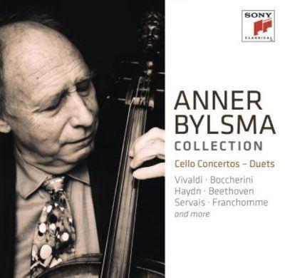 Anner Bylsma Anner Bylsma Collection Cello Concertos amp Duets Anner