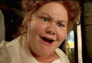 Annette Badland I Canna WAIT to See Annette Badland as Mrs Fitz outlanderfancom