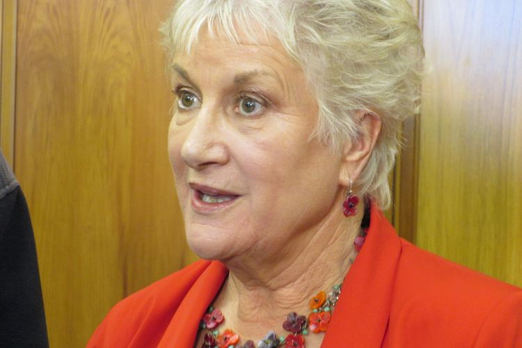 Annette King The temp Annette King to lead Labour for a month The
