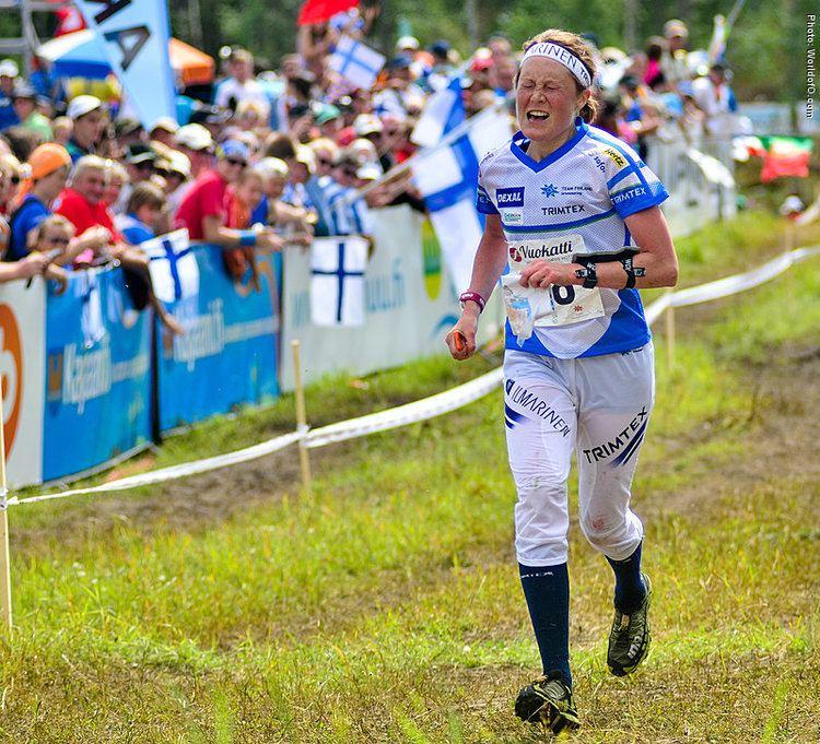 Anni-Maija Fincke AnniMaija Fincke World of O Runners