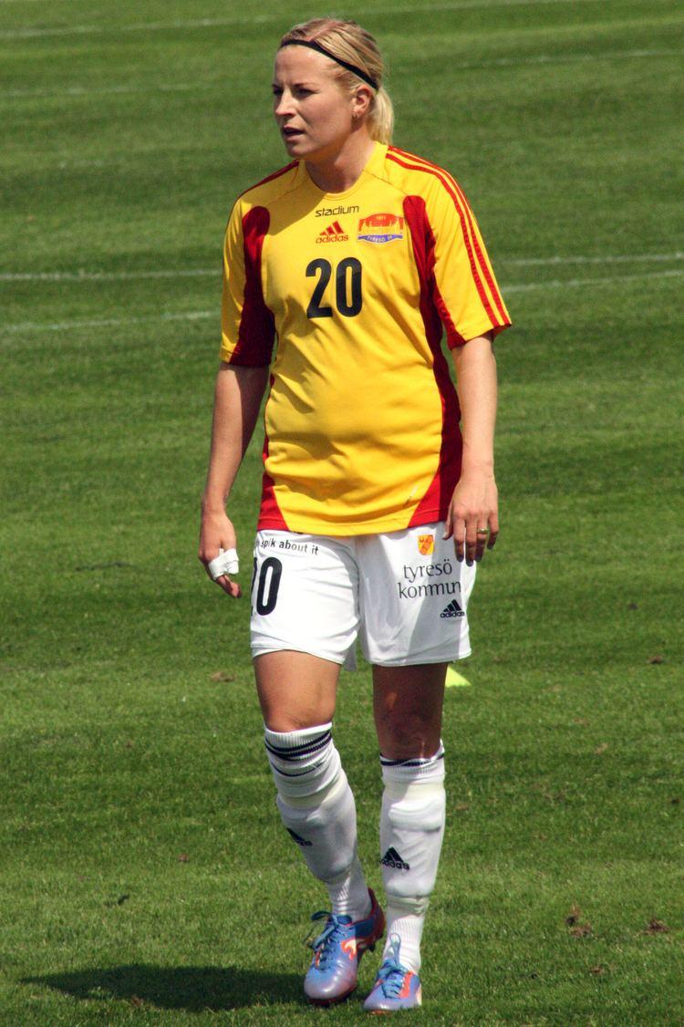 Annica Svensson Annica Svensson En blogg om internationell damfotboll