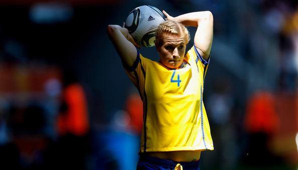 Annica Svensson Annica Svensson Pictures Sweden v Australia FIFA