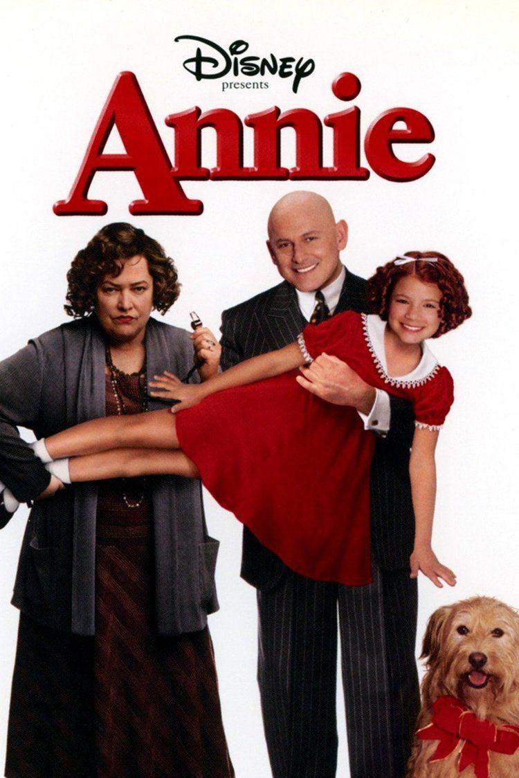 Annie (1999 film) wwwgstaticcomtvthumbmovieposters23623p23623