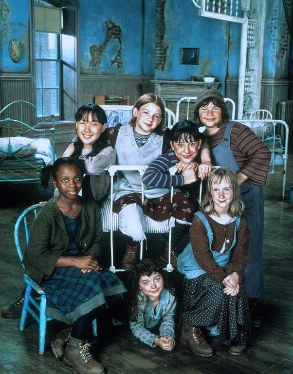 Annie (1999 film) 39 best Annie1999 images on Pinterest Musicals Broadway and