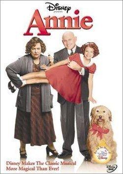Annie (1999 film) Annie 1999 film Wikipedia