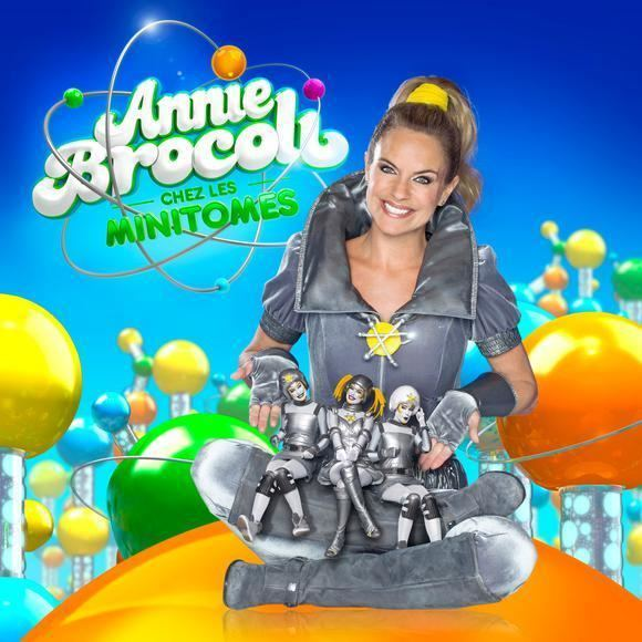 Annie Brocoli Dans l39espace Annie Brocoli Children39s Music Archambault