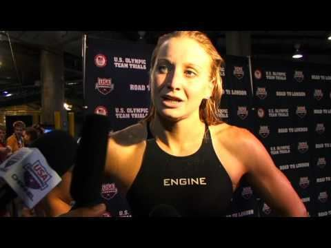 Annie Chandler (swimmer) Annie Chandler YouTube