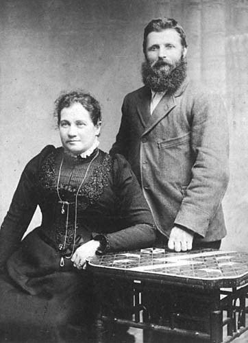 Annie Cleland Millar Millar Annie Cleland Annie Cleland Millar Te Ara Encyclopedia