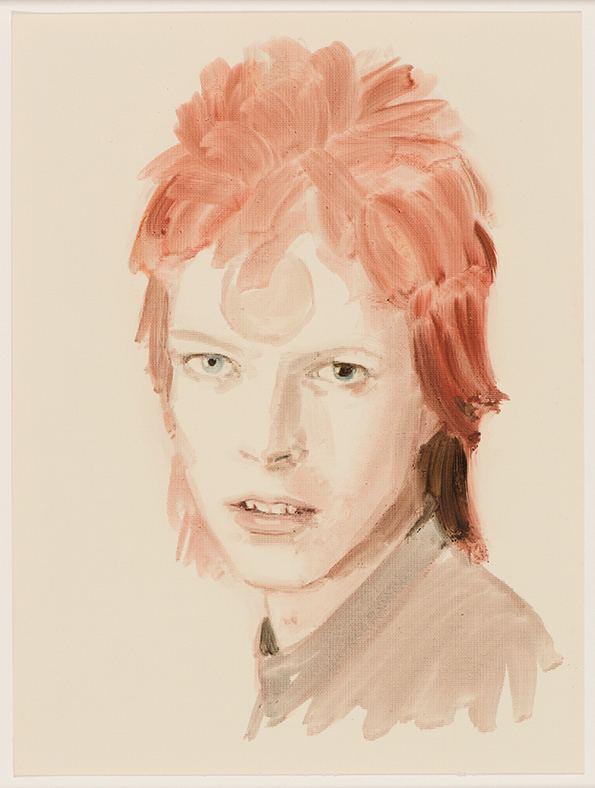 Annie Kevans It39s Nice That Art Annie Kevans39 beautiful portraits of