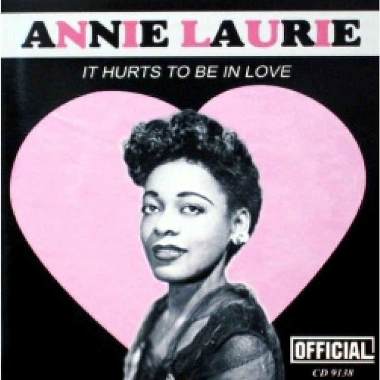 Annie Laurie (musician) wwwcrystalballrecordscommediacatalogproductc