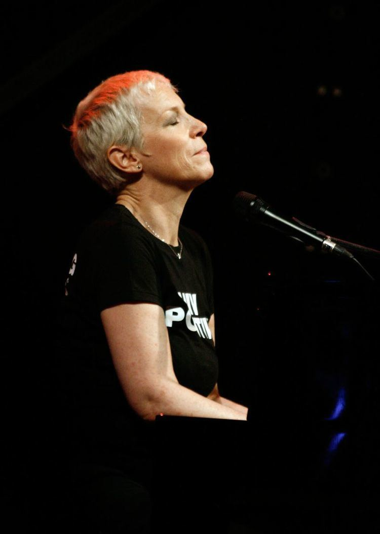 Annie Lennox discography