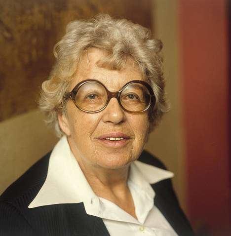 Annie M. G. Schmidt Feest om 100ste geboortedag Annie MG Schmidt ADnl