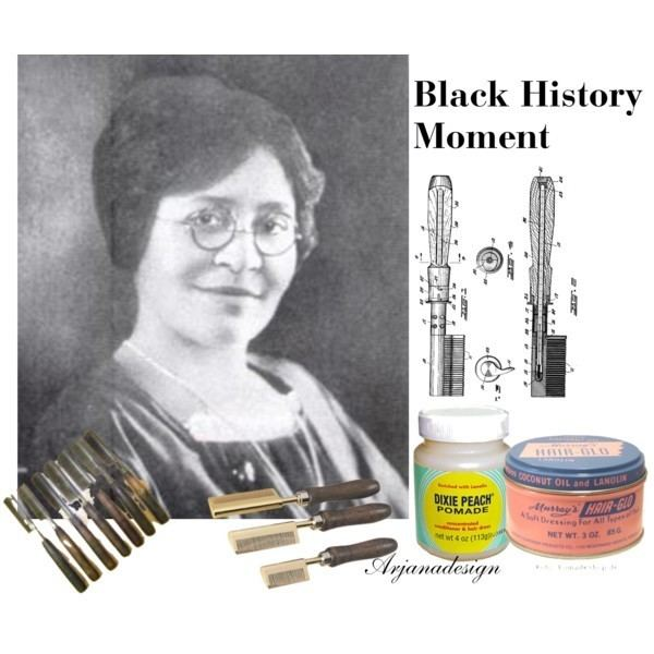 Annie Malone Annie Malone Black History Polyvore